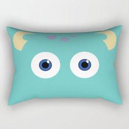 PIXAR CHARACTER POSTER - Sulley 2- Monsters, Inc. Rectangular Pillow