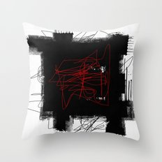 Random #2 Throw Pillow