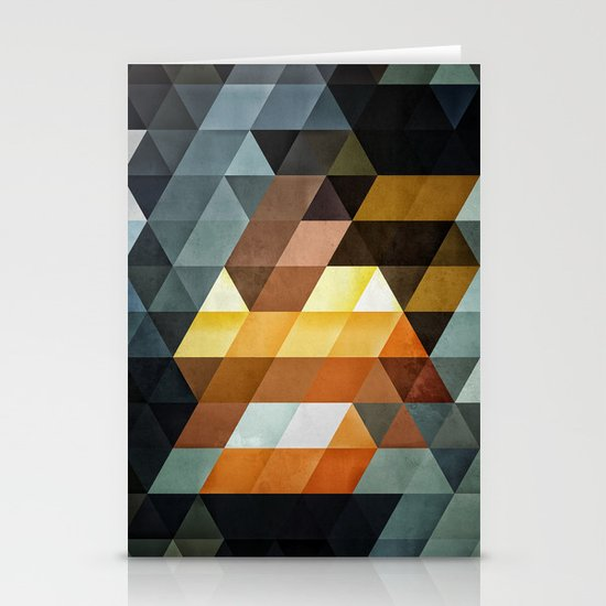 gyld^pyrymyd Stationery Cards