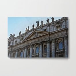 Vatican City Metal Print