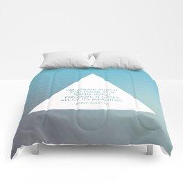 Shapes & Colors Comforters