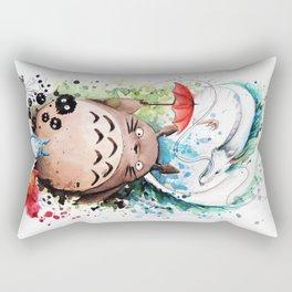 The Crossover Rectangular Pillow