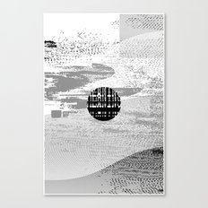Ficciones Typografika 125 Canvas Print