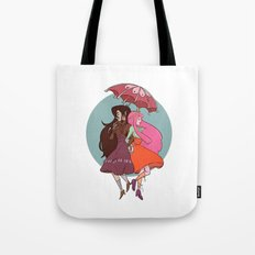 Marcy & PB Tote Bag