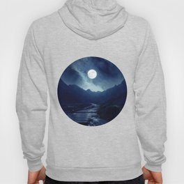 Walk to the Moon Hoody