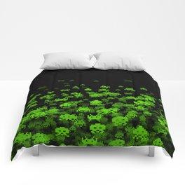 Invaded II Comforters