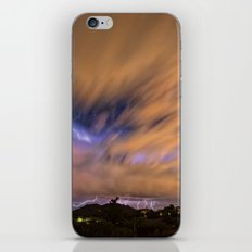 Distant Veiled Echos of the Night iPhone & iPod Skin