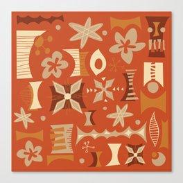 Mayon Canvas Print