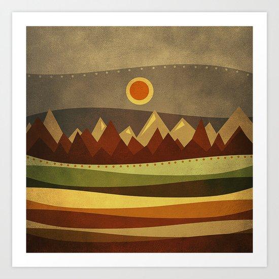 Textures/Abstract 134 Art Print