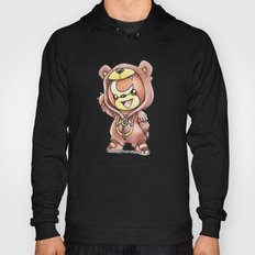 Bear-ly Noticeable Hoody