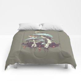 Elven Ranger Comforters
