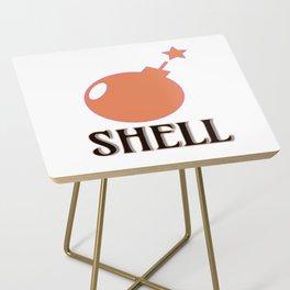 Bombshell #society6 #buyart Side Table