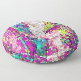 Rainbow Bust Floor Pillow
