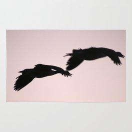 Flying Ducks Rug