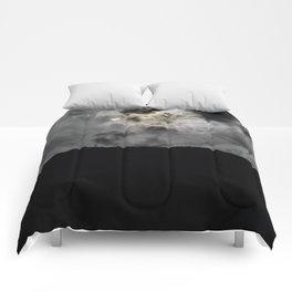 The gray sand Comforters