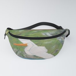 Pelican on the Bow Fanny Pack