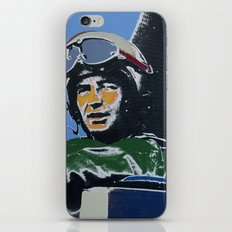 Fighter Pilot iPhone & iPod Skin