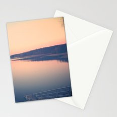 Morning Comes Softly Stationery Cards