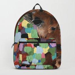 Giraffes Just Wanna Have Fun Backpack