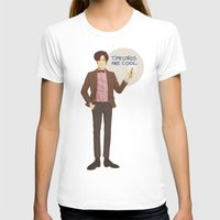 doctor who T-shirts featuring Doctor Who by Pulvis