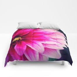 Pretty Close Up Comforters