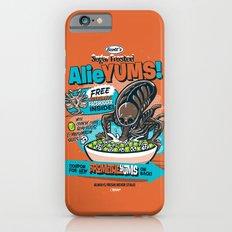 AlieYUMS! (orange variant) Slim Case iPhone 6