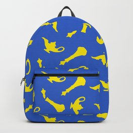 i dream of djinn Backpack