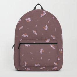 Flying Flowers - Growing Pink Backpack