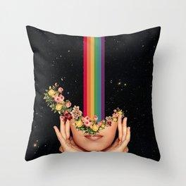 'Selene' Throw Pillow