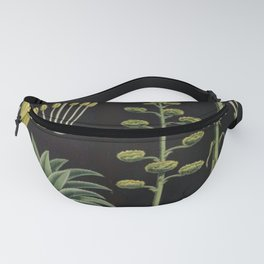 Botanical Pineapple Fanny Pack