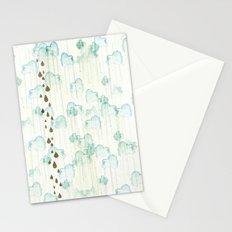 Looks Like Rain Stationery Cards