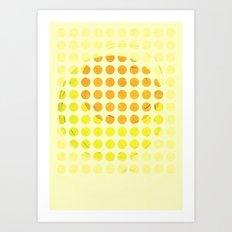 sunny side up #1 Art Print