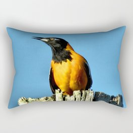 Melody Of Freedom Rectangular Pillow