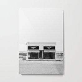 Fashion House Metal Print