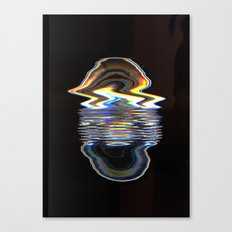 Candlestick Canvas Print