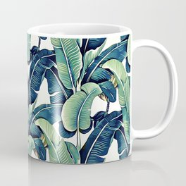 Banana leaves Coffee Mug