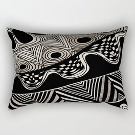 Journey to the Crown Rectangular Pillow