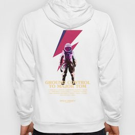 Rocket man (former Space Oddity) Hoody