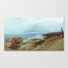 Distant Cape Lookout Canvas Print