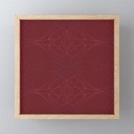 LIGHT LINES ENSEMBLE IV Framed Mini Art Print