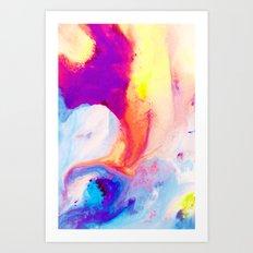 Genie Art Print