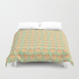 Cute Hamster Pattern Duvet Cover