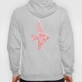 Origami Angelfish Hoody
