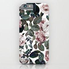 Vintage garden iPhone 6s Slim Case