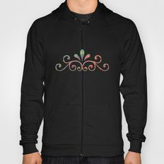 Tendrils Pattern Hoody