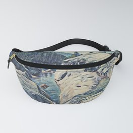 Kings Canyon, California Fanny Pack