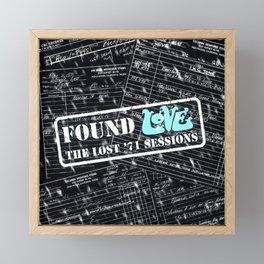 Everybody Lives Love Forever? Framed Mini Art Print