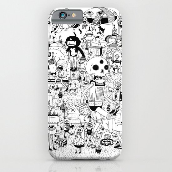US AND THEM  iPhone & iPod Case