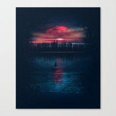 The World Beneath Canvas Print