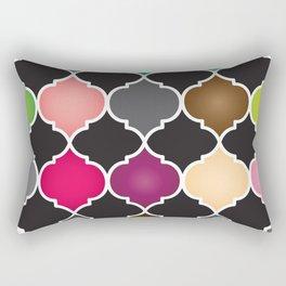 Morocco Pallet Rectangular Pillow